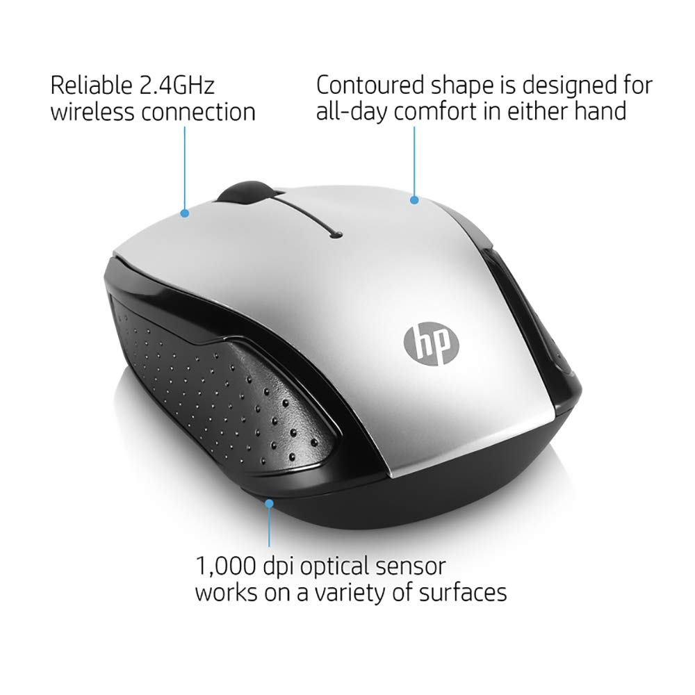HP 201 WIRELESS MOUSE